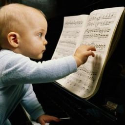 Música en la casa: un día en la vida de una familia
